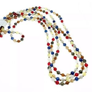 Ashley cooper set of 3 beaded necklaces